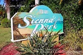 Community Signage, 3447 Clark Road - 145, 0