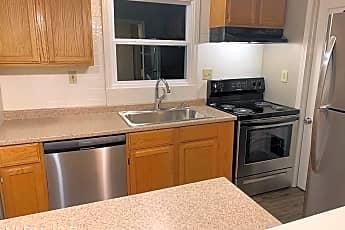 Kitchen, 713 NE 45th Terrace, 0