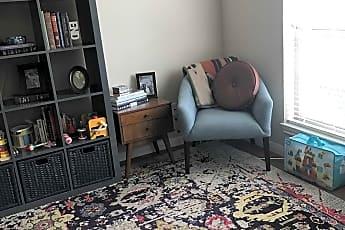 Living Room, Columbus Circle, 1