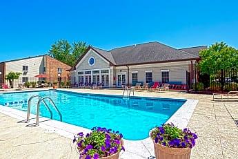 Pool, Hunter's Ridge Apartments, 0