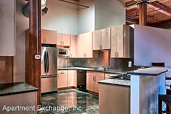 Kitchen, 703 N 13th Street Unit #506, 0