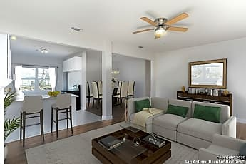 Living Room, 727 Halliday Ave, 1