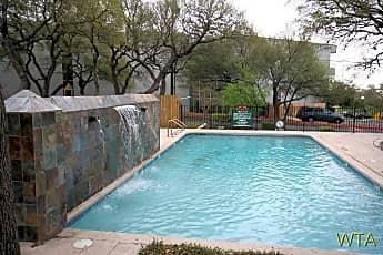 Pool, 8810 Tallwood, 0