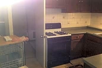 Kitchen, North 9D, 1