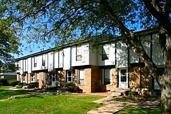 Building, Oak Tree Village, 0