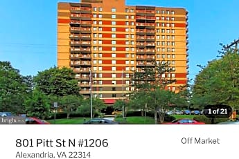 Community Signage, 801 N Pitt St, 0