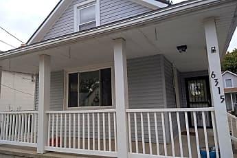 Patio / Deck, 6315 Lansing Ave, 0