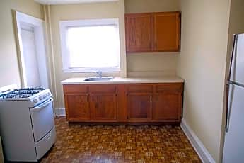 Kitchen, Pennside Court, 2