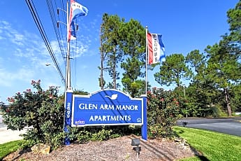 Community Signage, Glenarm Manor, 0