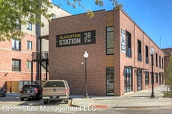Building, 3824 Farnam St, 2