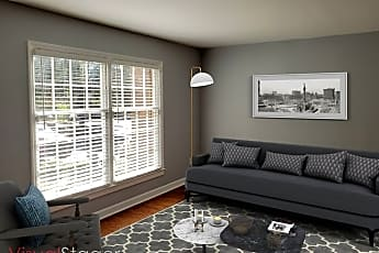 Living Room, 6712 Constitution Ln, 1