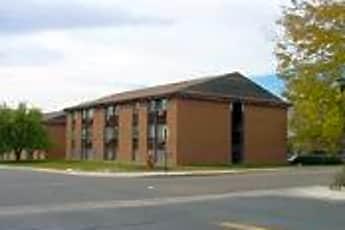 Building, 2253 Collyer St, 0