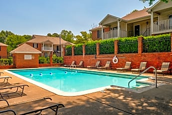 Pool, Turtle Place Apartments, 0