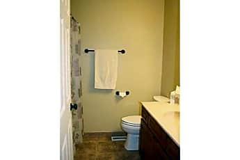 Bathroom, 516 E. 10th Street, 2