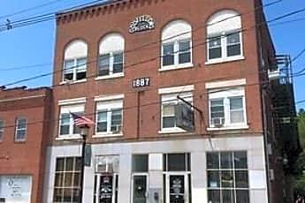 Building, 21 W Main St, 0