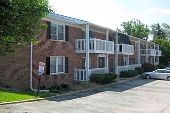 Building, Maple Grove Condominium Rentals, 2