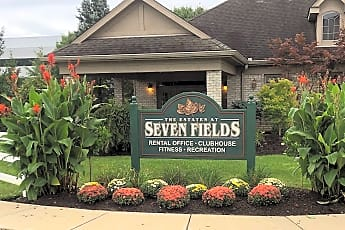 Community Signage, The Estates At Seven Fields, 0