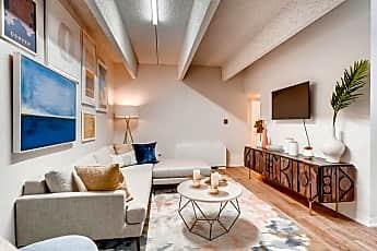Living Room, 456 S Ironton St, 1