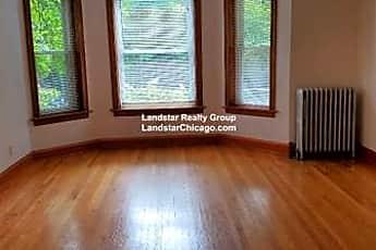 Living Room, 1408 W Belle Plaine Ave, 0