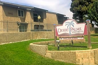 Desert Palms Apartments, 1