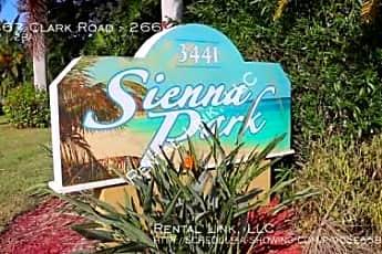 Community Signage, 3467 Clark Road - 266, 0