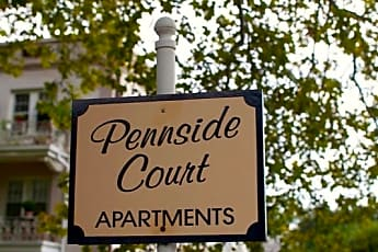 Community Signage, Pennside Court, 1