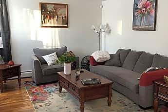 Living Room, 2500 Blaisdell Ave Apt 110, 0