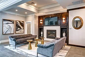 Living Room, Preston Hollow, 0