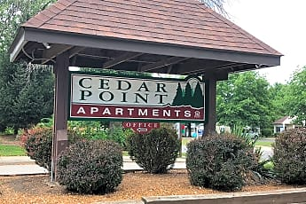 Cedar Point Apartments, 1