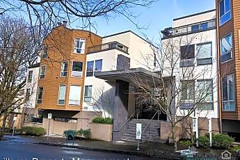 Building, 1535 SW Clay Street Unit 203, 1