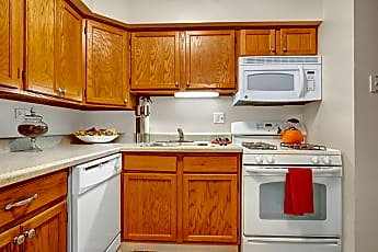 Kitchen, Blackhawk Apartments, 0