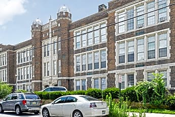 Building, Franklin Manor, 0