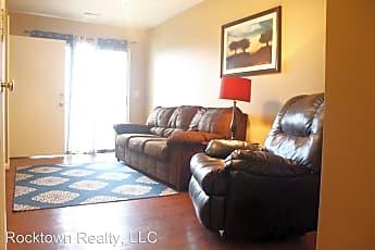 Living Room, 1438 Bradley Dr, 0