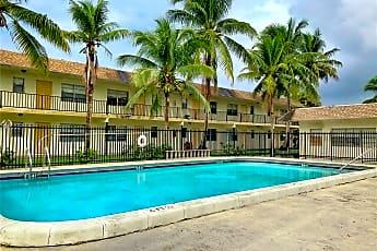 Pool, 4160 NW 21st St G108, 0