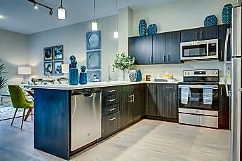 Kitchen, Incline at Anthem 55+ Community, 0