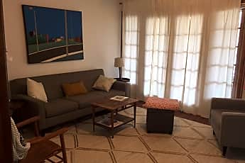 Living Room, 1027 10th St, 1
