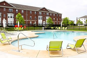 Pool, University Village At Slippery Rock, 0