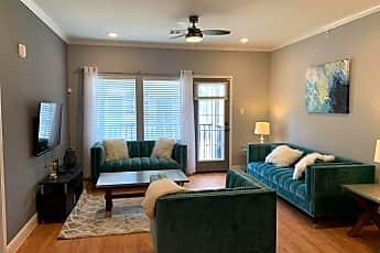 Living Room, 2608 Avenue K, 0