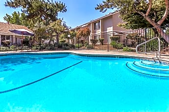 Pool, Bear Creek Park Apartments, 0