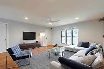 Living Room, 10727 Villager Rd C, 1