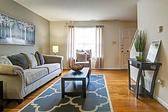 Living Room, Foxchase Brandywine, 0