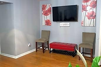 Living Room, 11653 South Morgan Street, 1