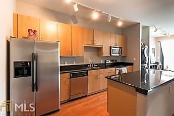 Kitchen, 5300 Peachtree Rd 2502, 0