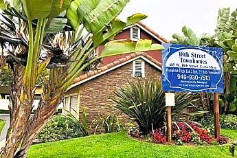 Community Signage, 685 W. 18th Street, 0