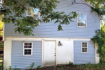 Building, 3521 N Glenn Ave, 0