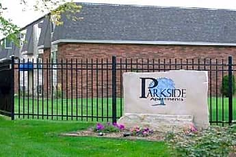 Building, Parkside Apartments, 0