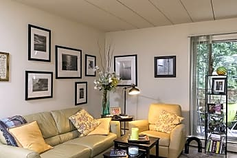 Living Room, Brandywine Hills Apartments, 0