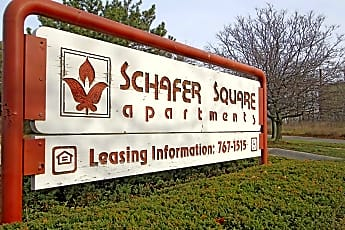 Schafer Square Apartments, 0