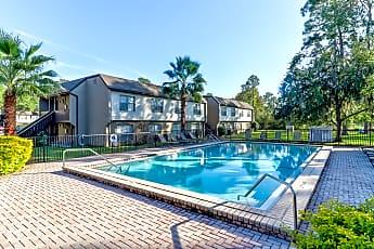 Pool, Mandarin Apartments, 0