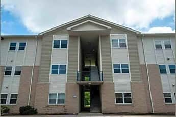 Building, University Gate Apartments, 0